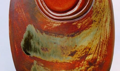 Vase en plaques 8
